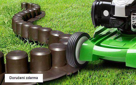 Zahradní plastová palisáda Benco 2,4 m – doručení zdarma