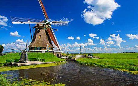Prodloužený víkend v Holandsku s ubytováním