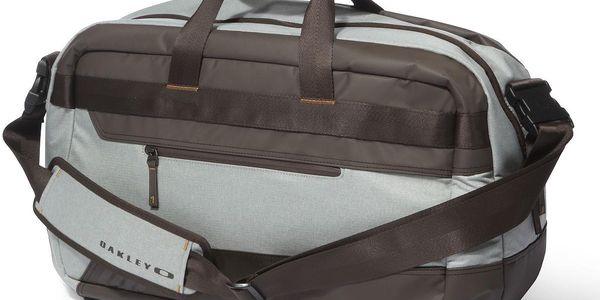 Menší cestovní taška Halifax Weekender hnědý