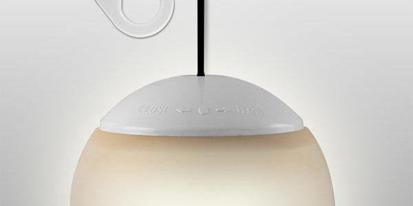 LED světlo s bateriovým napájením