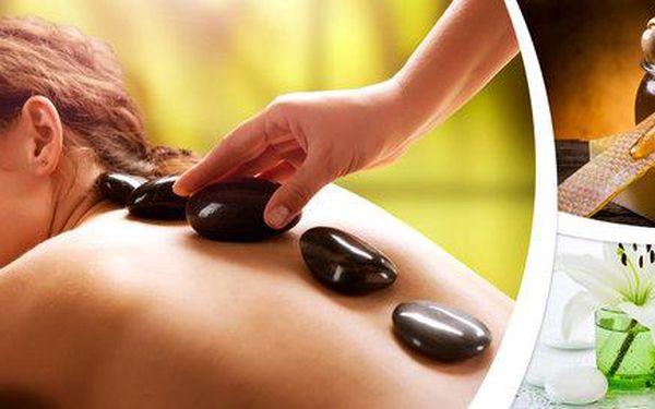 Blahodárná 60minutová masáž dle výběru