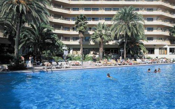 Španělsko, oblast Costa Dorada, doprava letecky, polopenze, ubytování v 3* hotelu na 11 dní