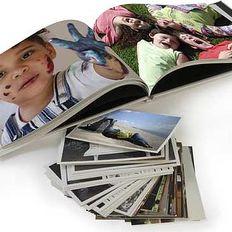 Fotoknihy a fotoobrazy