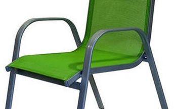 Zahradní židle zelená