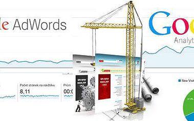 Analýza internetové prezentace