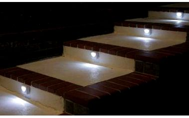 Noční LED světlo s infračerveným senzorem pohybu