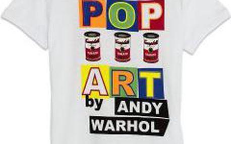 Andy Warhol by Pepe Jeans - Dětské tričko Lou