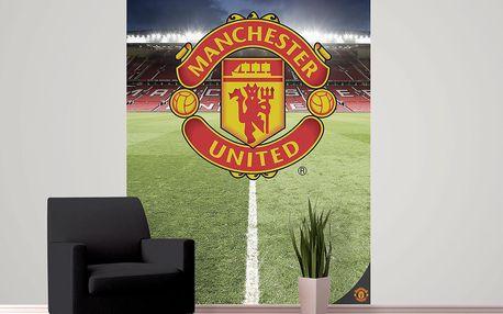 Tapeta Manchester United 158x232 cm