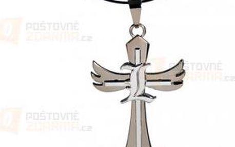 Pánský náhrdelník s přívěskem orlího kříže a poštovné ZDARMA! - 9999920776
