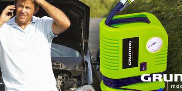 Grundig vzduchový kompresor: vaše jistota na cestách.