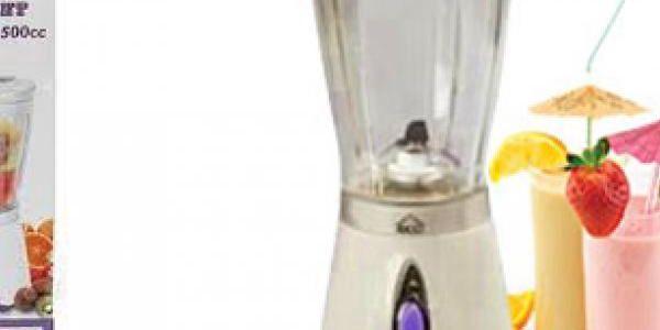 Multifunkční malý mixér Sunlight Frullatore 500CC na mixování menšího množství potravin.
