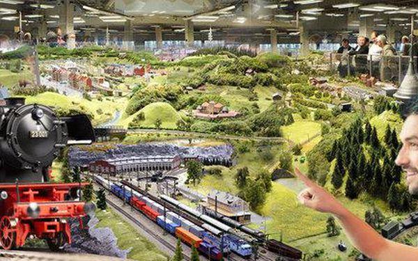 Vstupy do Království železnic