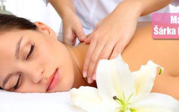 60 nebo 90 minut uvolňující masáže