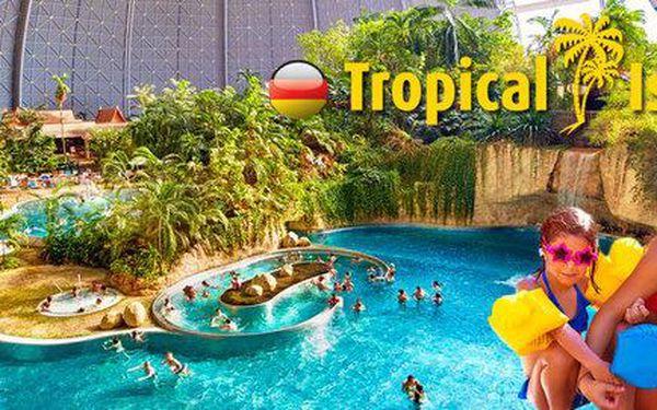 Celodenní relax v tropickém ráji