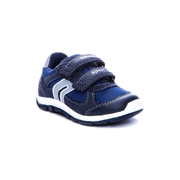 Chlapecké modré tenisky B SHAAX B5232B