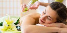 60minutová masáž v pražském Salonu Jasmine