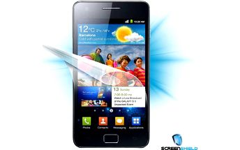 Screenshield pro Samsung Galaxy S II (i9100) (SAM-GSII-D)