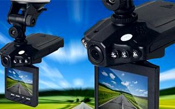 HD Portable: minikamera do auta s nočním viděním. Zaznamenejte všechno!