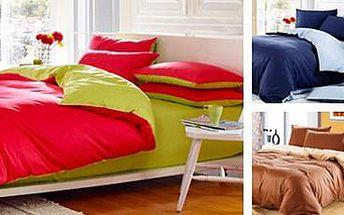 Luxusní 5dílné povlečení z mikrovlákna: ve 5 nádherných barevných kombinacích!