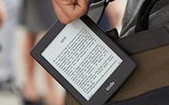Čtečka knih Amazon Kindle