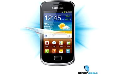 Screenshield pro Samsung Galaxy mini II (S6500) (SAM-S6500-D)
