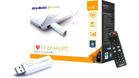 TV tuner AVerMedia AVerTV Volar HD PRO