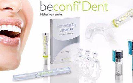 Nabušený jarní balíček na bělení zubů