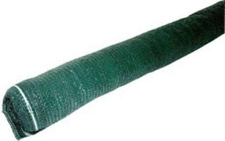 Síť tkaná stínící EXTRANET 50 m, šířka 1,5 m zelená, plastová