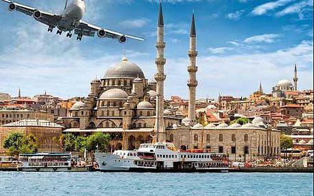 Turecko letecky