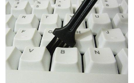 Štětec na čištění klávesnice