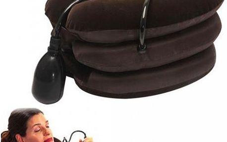 Relaxační cestovní polštářek s pumpičkou pro nafouknutí!