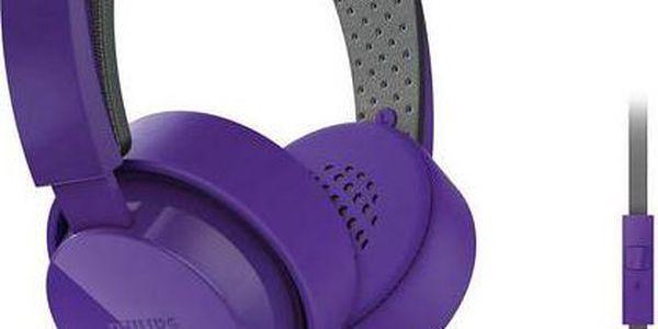 Philips CitiScape Shibuya SHL5205PP fialová