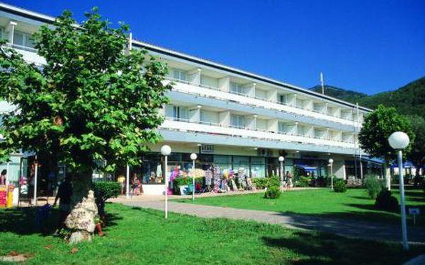 Chorvatsko, oblast Istrie, doprava vlastní, polopenze, ubytování v 4* hotelu na 8 dní