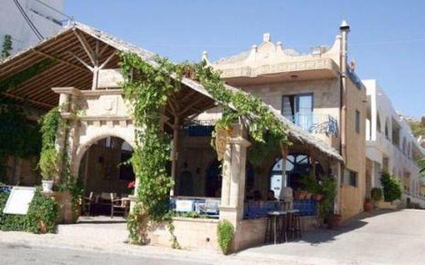 Řecko, oblast Rhodos, doprava letecky, snídaně, ubytování v 3* hotelu na 8 dní
