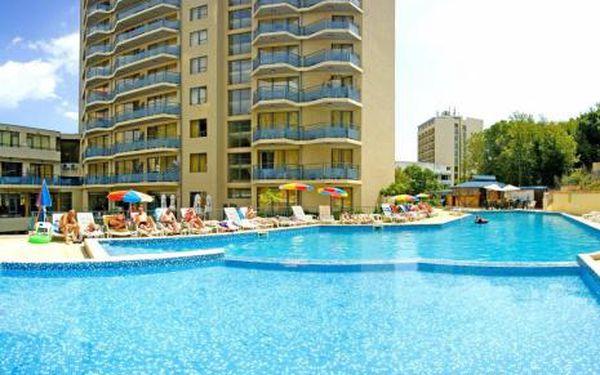 Bulharsko, oblast Zlaté Písky, doprava letecky, all Inclusive, ubytování v 3,5* hotelu na 12 dní