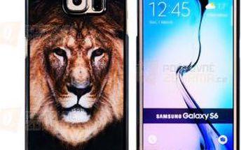 Ochranný kryt se lvem pro Samsung Galaxy S6 a poštovné ZDARMA! - 9999920971
