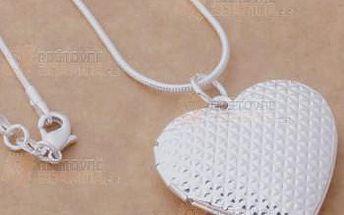 Náhrdelník se srdcem a poštovné ZDARMA! - 9999920927