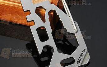 Mini multitool na klíče a poštovné ZDARMA! - 9999920962