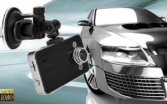 Full HD autokamera s nočním viděním