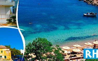 Krásy ostrova Rhodos! Týden v apartmánech až pro 7 osob! (780 Kč/týden/os.)