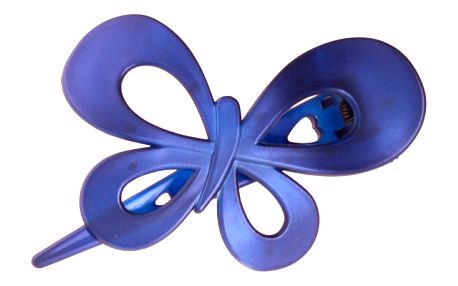 Betka do vlasů v podobě motýlka