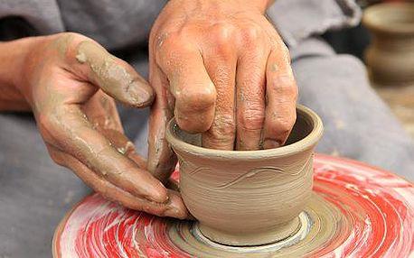 Kurzy keramiky nebo výtvarné variace