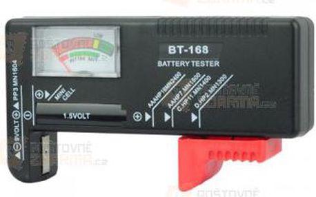 Univerzální kapesní tester baterií a poštovné ZDARMA! - 9999920955