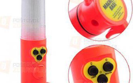 Pohotovostní nástroj do auta - červený a poštovné ZDARMA! - 9999920956