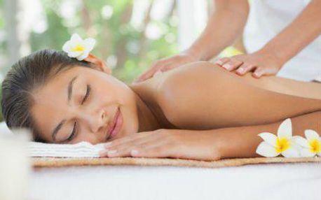 45minutová arganová masáž s možností 2 masérek najednou!