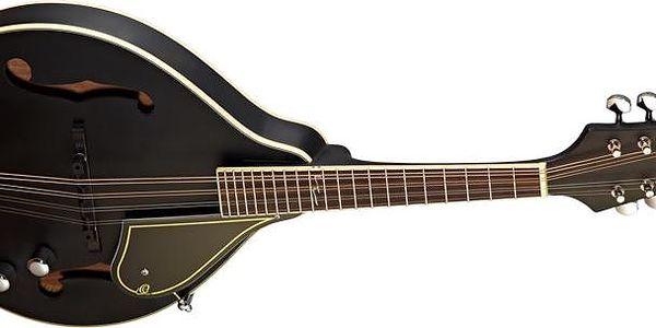 Elektroakustická mandolína Ortega RMAE40SBK