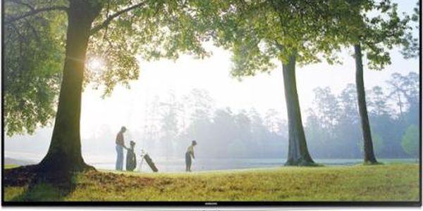 LED smart 3D televize Samsung UE55H6270
