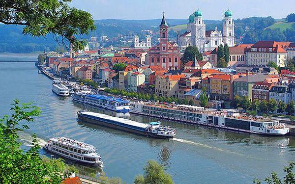 1denní plavba po Dunaji přes Německo a Rakousko3