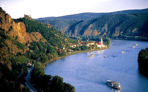 1denní plavba po Dunaji přes Německo a Rakousko4