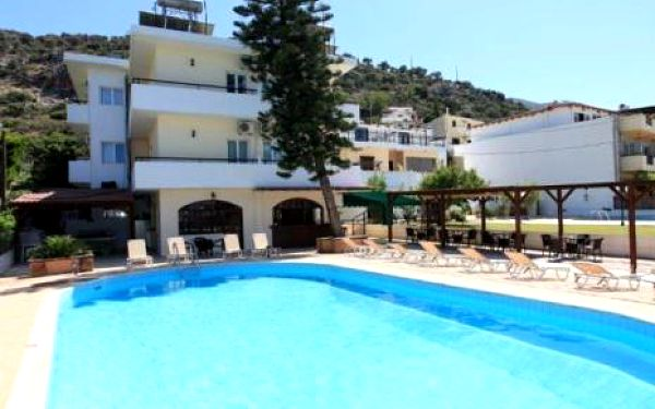 Řecko, oblast Kréta, doprava letecky, bez stravy, ubytování v 2* hotelu na 8 dní